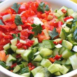 Nộm bốn mùa / Salată de sezon image