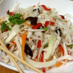Nộm Mộc Nhĩ / Salată cu urechi de lemn image