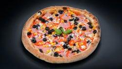 Pizza capriciosa medie image
