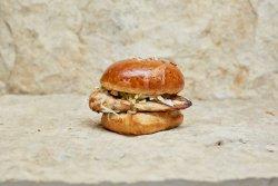 Meniu Chicken Fillet Burger