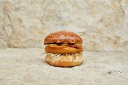 Burger Crispy Chicken