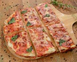 Pizza Parmegiana image