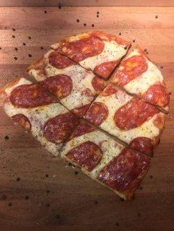 Pizza Salamella image