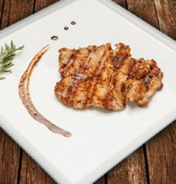Ceafă de porc la grătar image