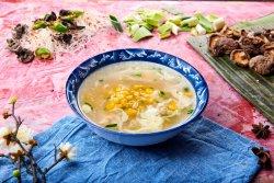 Supă de pui cu porumb image