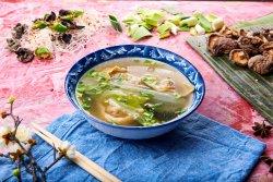 Supă Won Ton porc image