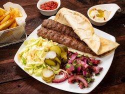 Kafta Kebab image
