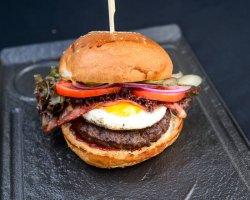 Oklahoma burger image
