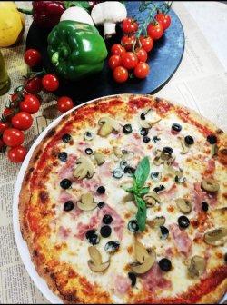 Pizza 4. Stagione image