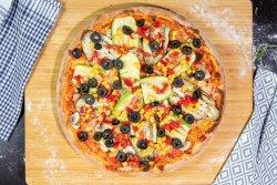Pizza tutto vedgi ( de post) image