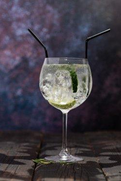 Gin Tonic Tanqueray image