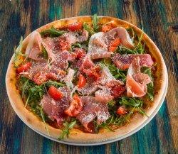 Pizza prosciutto crudo 32cm image