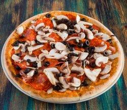 Pizza quatro stagioni 40cm image