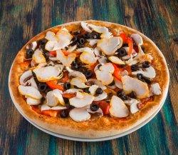 Pizza pollo 40cm image