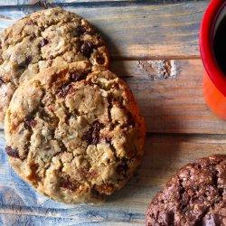 Cookie cu ciocolată și nuci