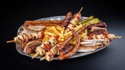 Platou mix grill image