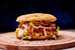 Big Burger vegetal image