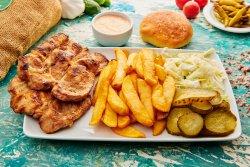 Meniu  pork grill image