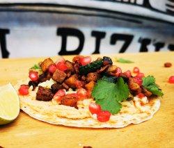 Taco Militante (Vegan) image