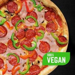 Pizza Vegană Verdino  image