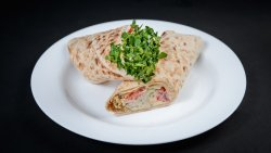 Sandwich Falafel image