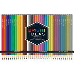 Set creioane colorate - Bright Ideas Deluxe