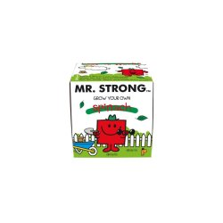 Kit pentru plante - Mr Strong - Grow your own spinach