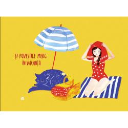 Cartolina Povesti in vacanta: Scufita Rosie