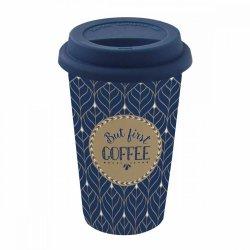 Cana de voiaj - But First Coffee