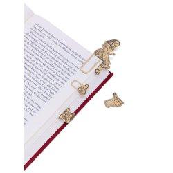Markere pentru pagini - Alice in Wonderland