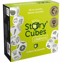 Rory's Story Cubes - Calatorii