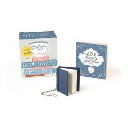 Book Lover's Cup of Tea
