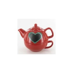 Tea for One - Herz Red