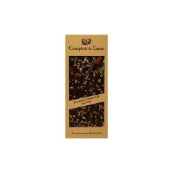 Ciocolata neagra cu fistic