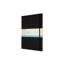 Carnet - Moleskine Classic - A4, Soft Cover, Dotted - Black