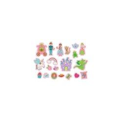 Magneti - Princess -  mai multe modele