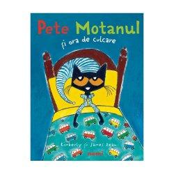 Pete Motanul si ora de culcare