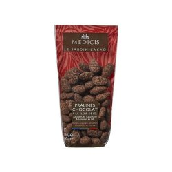 Migdale glazurate - Pralines Chocolat, 250g
