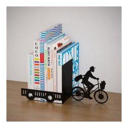 Suport lateral pentru carti - Postman