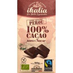 Ciocolata neagra fara zahar Bio