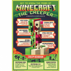 Poster - Minecraft image