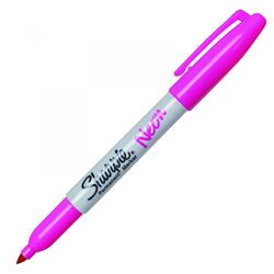 Marker - Sharpie - Roz Neon
