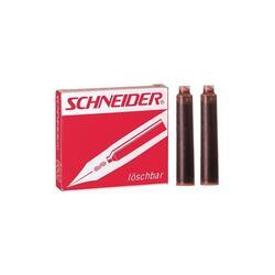 Patron Schneider stilou 6/cutie rosu