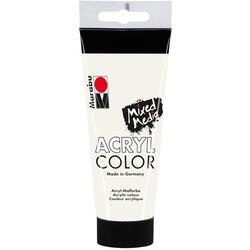 Vopsea - Acryl Color - Alb 12010050070, 100ml