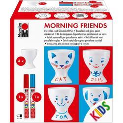 Set creativ - Morning Friends