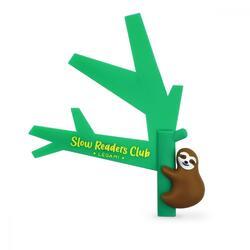 Semn de carte - Slow Readers Club - Sloth