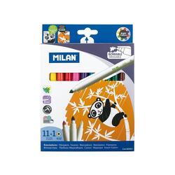 Set Carioci 11+1 cu functie de stergere - Milan