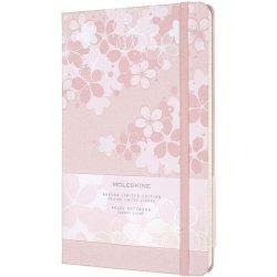 Carnet - Moleskine Large Ruled - Sakura Limited Edition