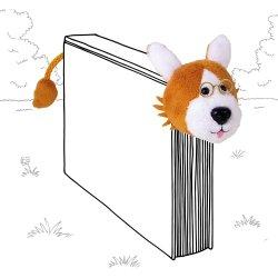 Semn de carte - Book-Tails - Corgi