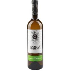 Vin alb - Blanc de Merlot, sec, 2019